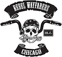 Rebel Wayfarers MC Series Logo