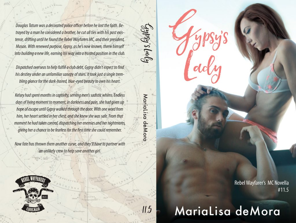 Gypsy's Lady cover